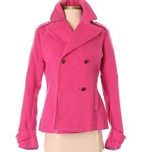 Crown & Ivy pink Coat